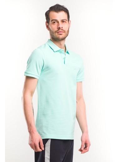 Slazenger Slazenger PARTY Erkek T-Shirt  Yeşil